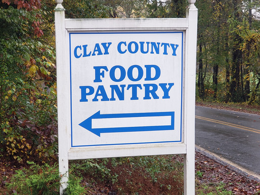 Clay County Food Pantry could use your help