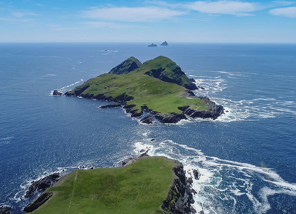 Puffin Island and Skelligs