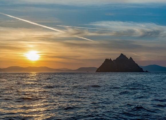 Little Skellig sunrise