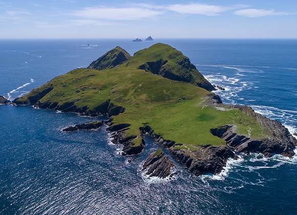 Puffin and Skellig Islands