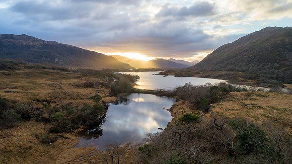 Sunset at Killarney National Park
