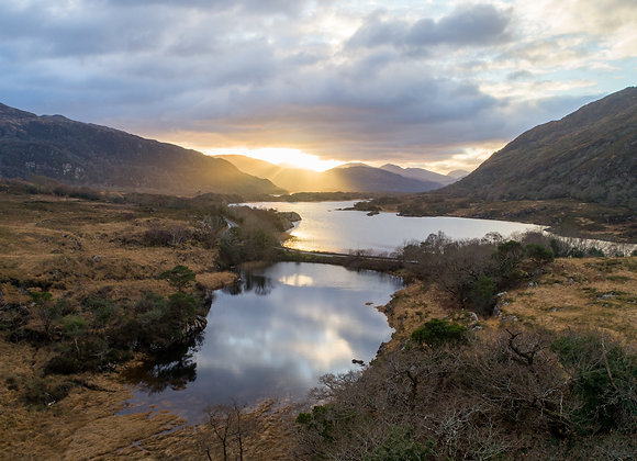 Sunset at Killarney National Park