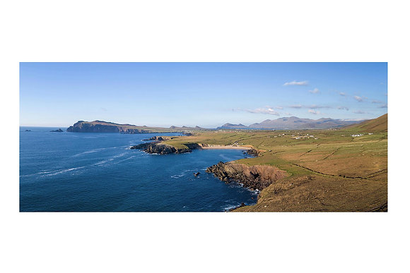 Aerial picture of Sibyl Head
