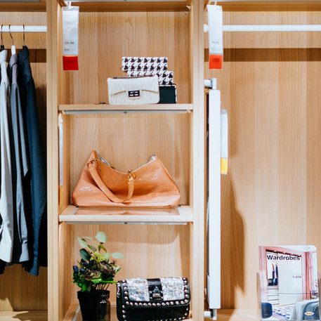 """Feature Friday: Organize Your Closet Like A Boss by """"Love E"""" Evonya Easley"""