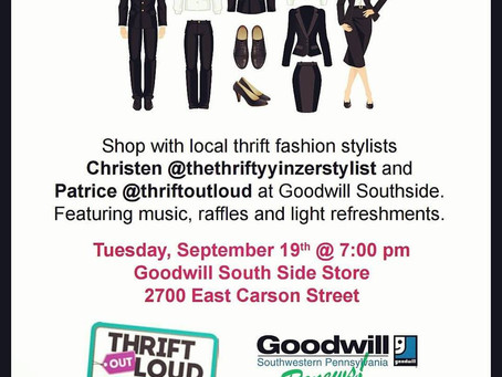 Dress For Less: #Professional Edition Workshop