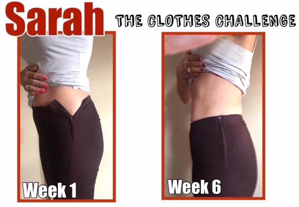 Clothes challenge