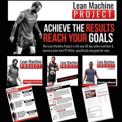 MENS: Lean Machine Project