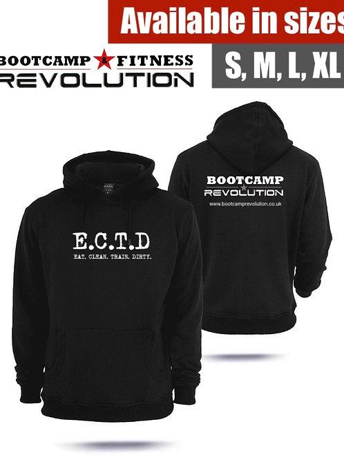 ECTD Bc Rev Black Hoodie