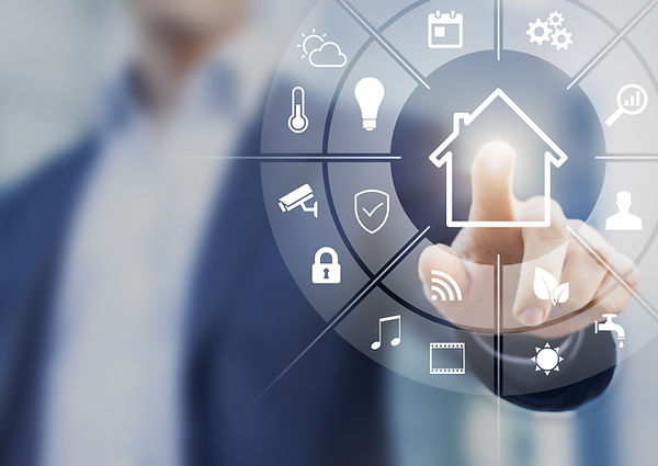 VOICE CONTROLED SMART HOME FOR EVERYONE