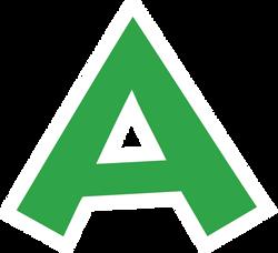 greenA