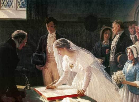 The Importance of Marriage in Jane Austen and Being Mrs Darcy
