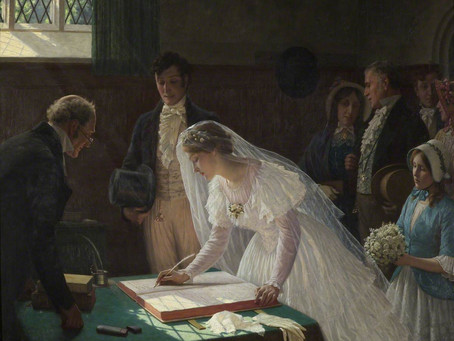 I Do's and I Don'ts: The Act of Marriage