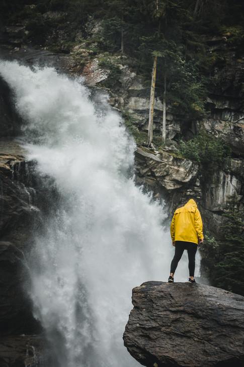 Krimmler Wasserfälle 2