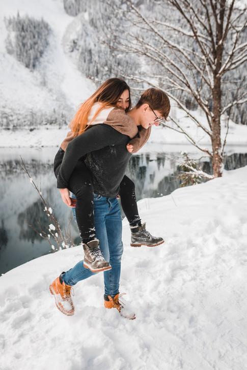 Winterfotoshooting Kailey & Jan 3