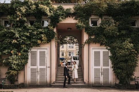 Hochzeit Schloss Mirabell 4
