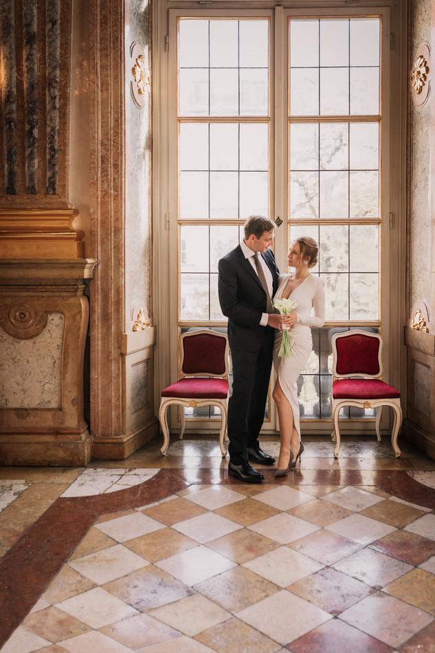 Hochzeit Schloss Mirabell 19