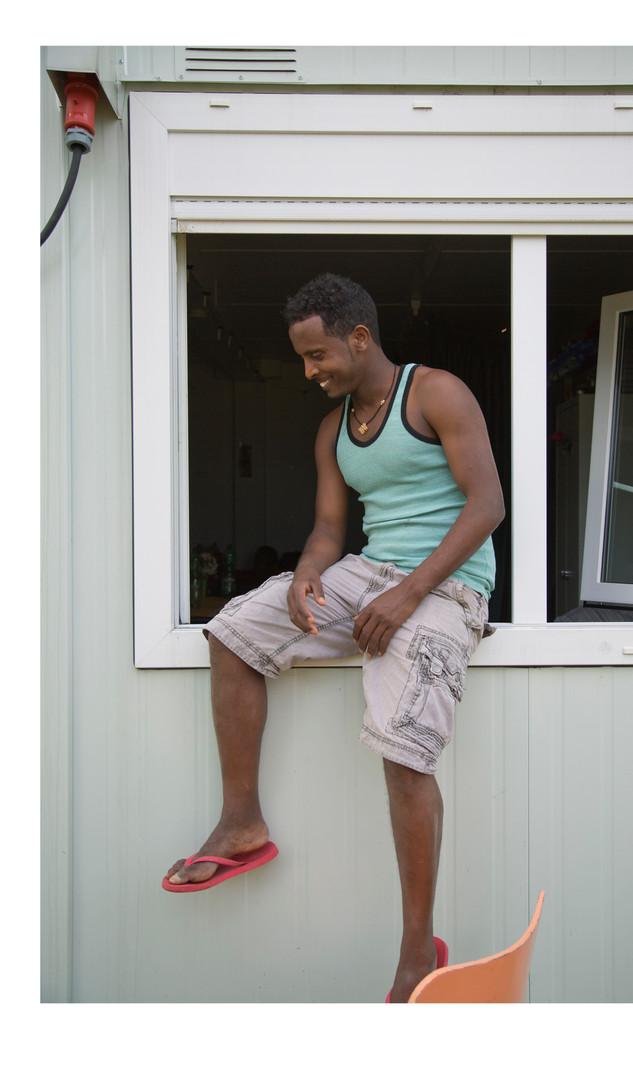 Josief - 24 Years old from Eritrea