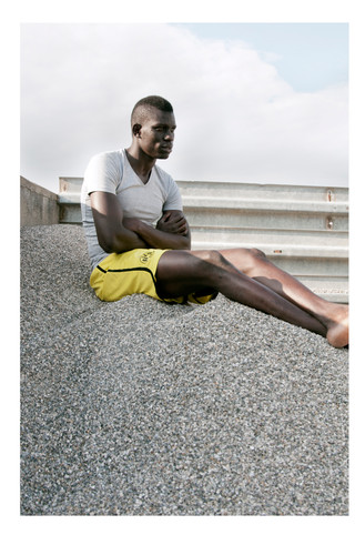 Gallas - 18 Years old from Senegal