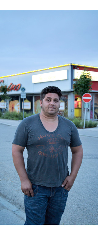 Mustafa - 32 Years old from Bosnia