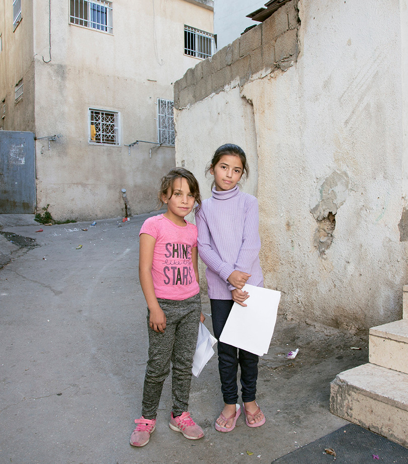 Reem & Aicha - 9 Years