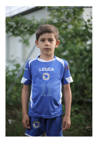 Dalmir - 7 Years old from Bosnia