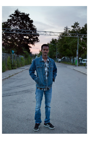 Glenarias - 27 Years old from Eritrea