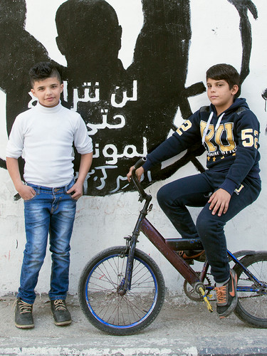 Mohammad & Abeduallah -11 & 12 Years: