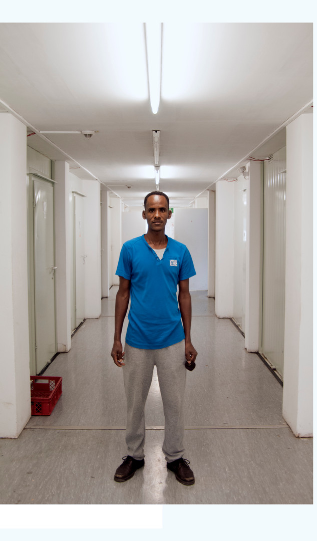 Ghebrehannes - 34 Years old from Eritrea