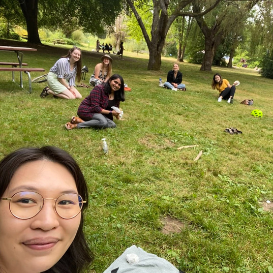 Summer (physically distant) picnic