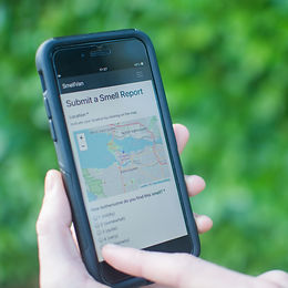 Smell Vancouver odour tracking app launched