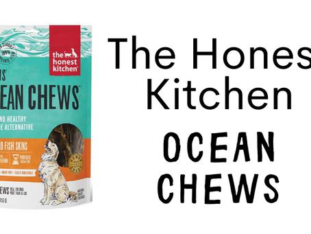 The Honest Kitchen Ocean Chews Natural Dog Treats