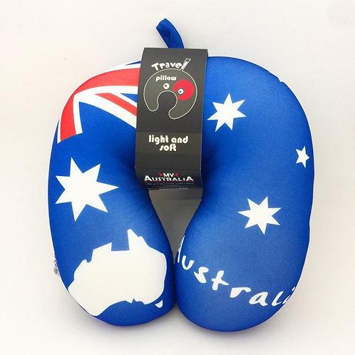 Travel pillow / Australian Flag