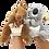 Thumbnail: Soft Hand Puppet / Koala or Kangaroo