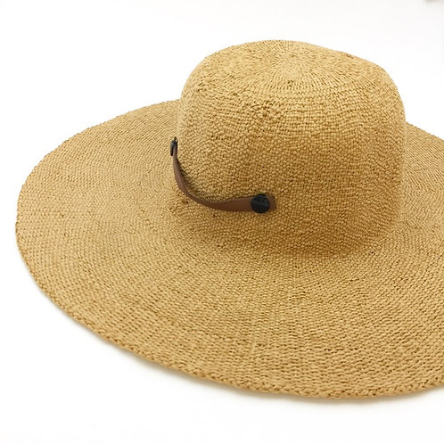 Roll-up strap hat