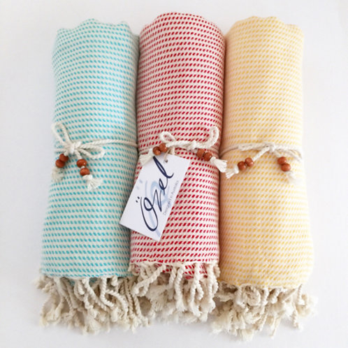Cotton x Bamboo Soft Towel