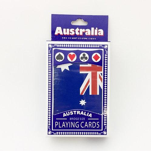 Australian Flag / Playing Cards