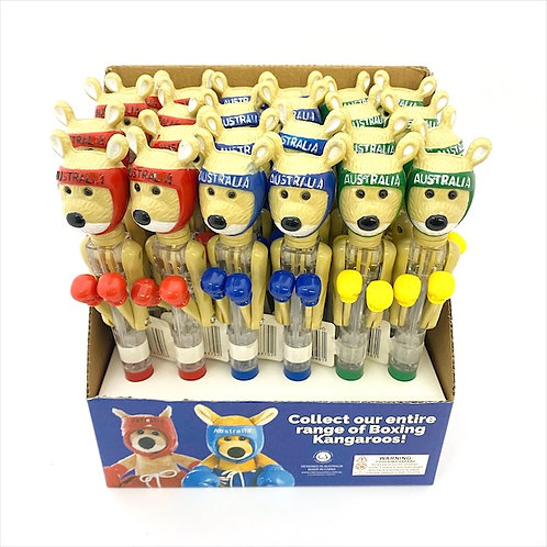 Boxing Kangaroo pens / set of 24