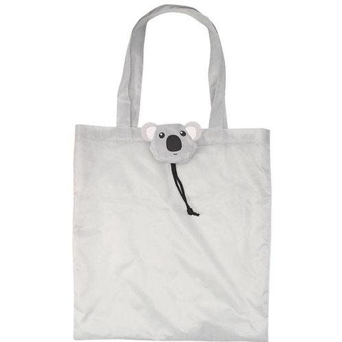 Koala Reusable Bag with Clip