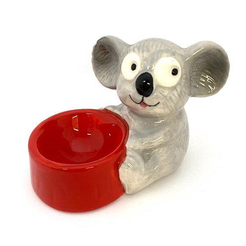 Koala Egg Cup   Red