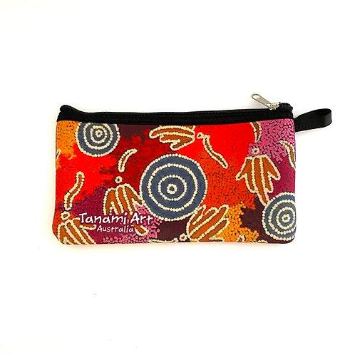 Aboriginal Design Neoprene Pencil Case