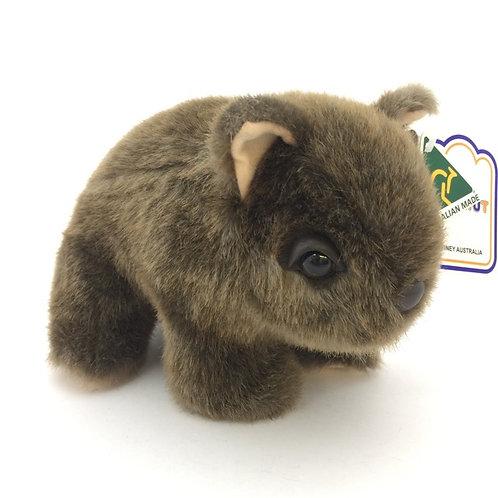 Australian Made  / Wombat toy ( M )