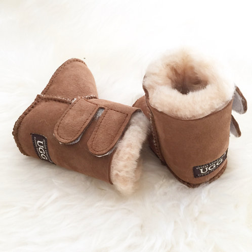 Baby Ugg Booties ( S ) New born - 3 month