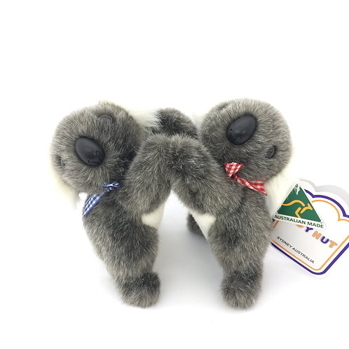Australian Made / High touch Koalas Toy ( S )