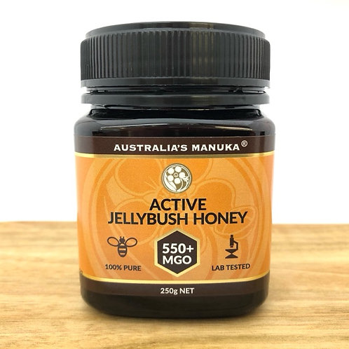 Australia's Manuka Honey 250g /  MGO 550+