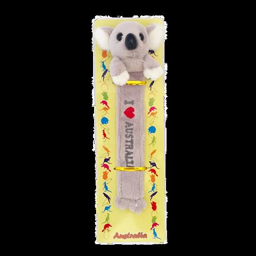 Soft bookmark / koala or kangaroo