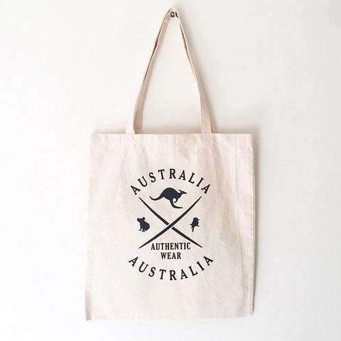 Eco Bag / Australia / black & white