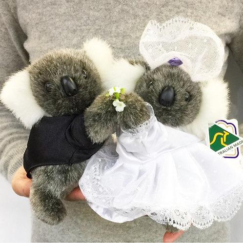 Australian Made / Wedding Koala Toy