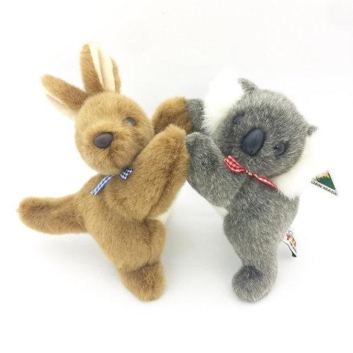 Australian Made / Koala & Kangaroo Toy ( M )