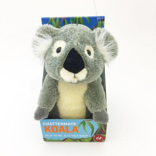 Chatter mate Talking toy / koala
