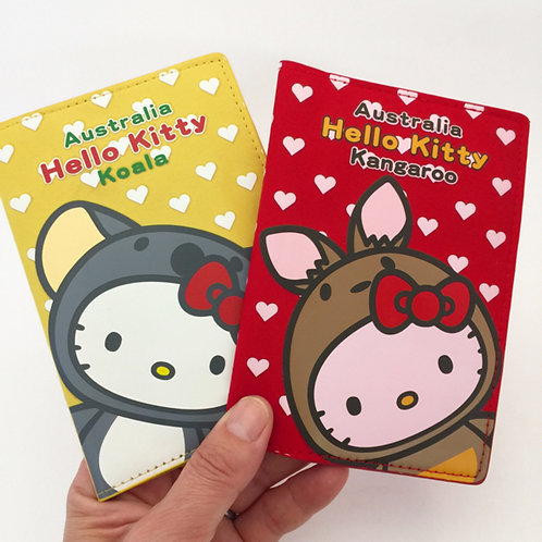Australian Limited / Hello Kitty Passport Holder